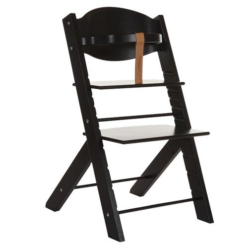Zitje Voor Kinderstoel.Kinderstoel Treppy Zwart Kopen Marsival Be