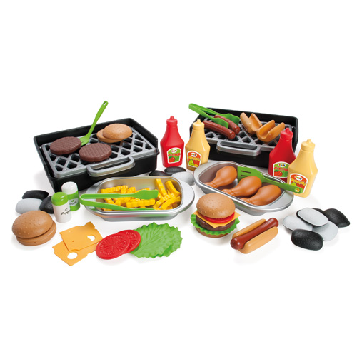 Barbecueset set 79 onderdelen kopen for Meubilair primair onderwijs