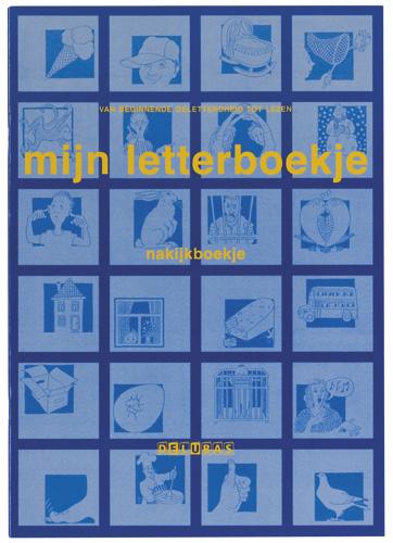 New Van beginnende geletterdheid tot lezen | Mijn letterboekje #OD39